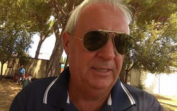 Il presidente Paolo Balloni